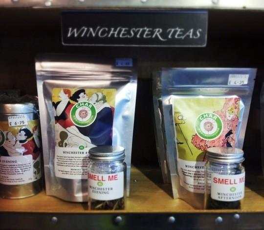 Winchester Teas